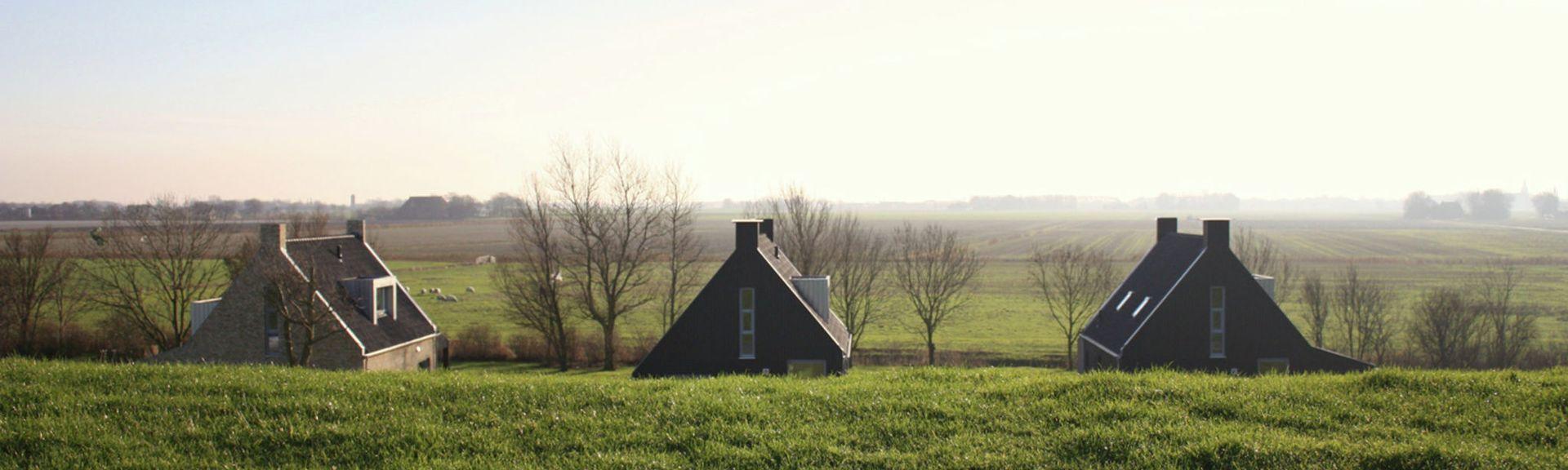 Maison provinciale de Friesland, Frise, Pays-Bas