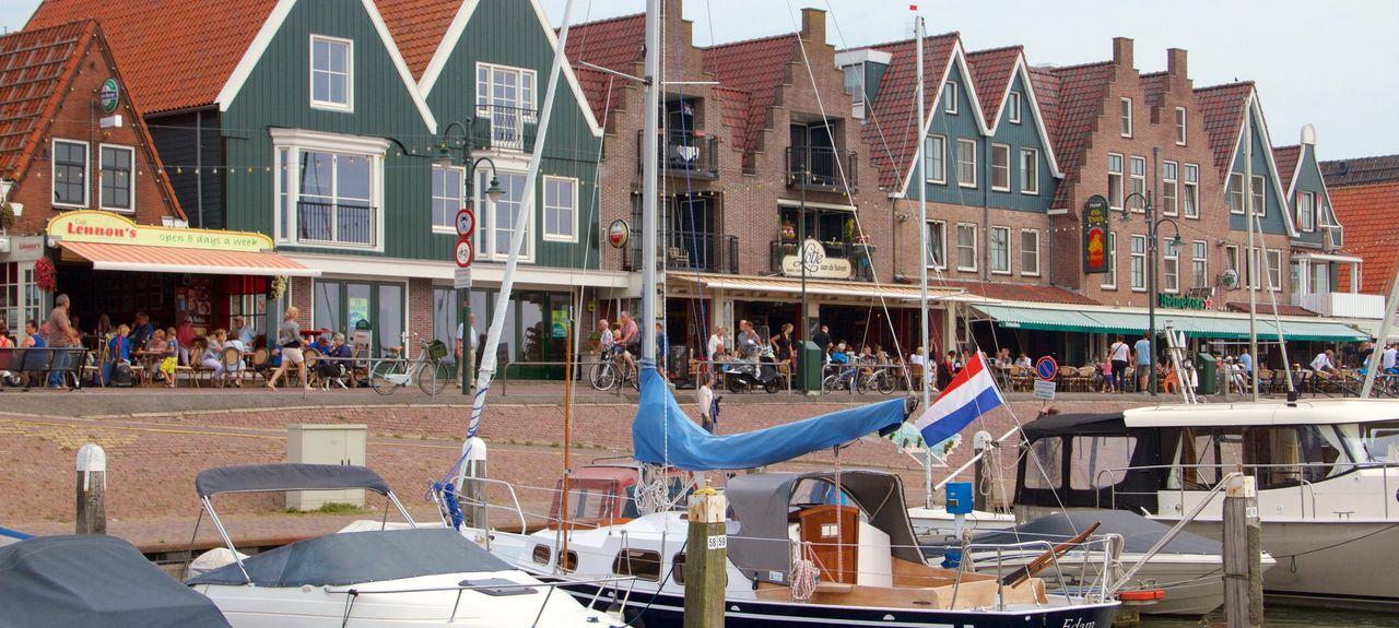 Volendam, Nordholland, Niederlande