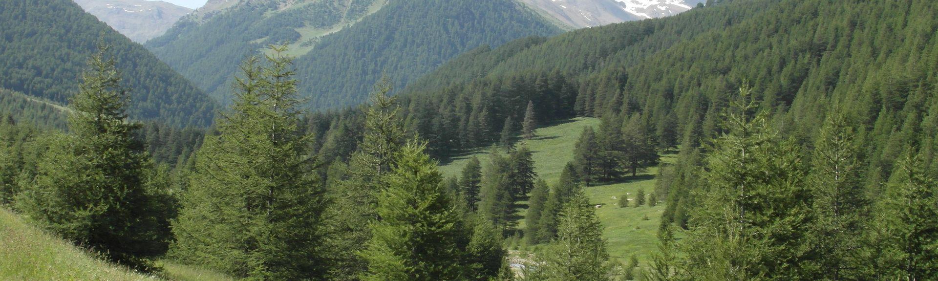 Uvernet-Fours, Provenza-Alpes-Costa Azul, Francia