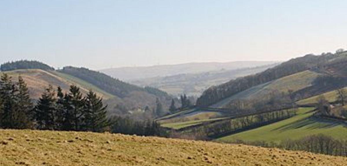 Llandinam, Llandinam, Powys, UK