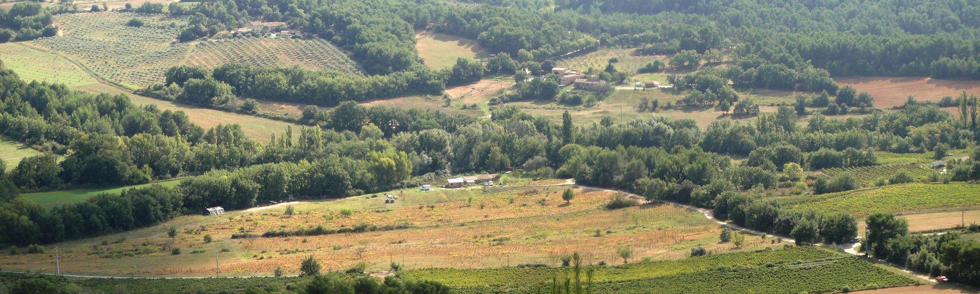 Pierrevert, Alpes-de-Haute-Provence (département), France
