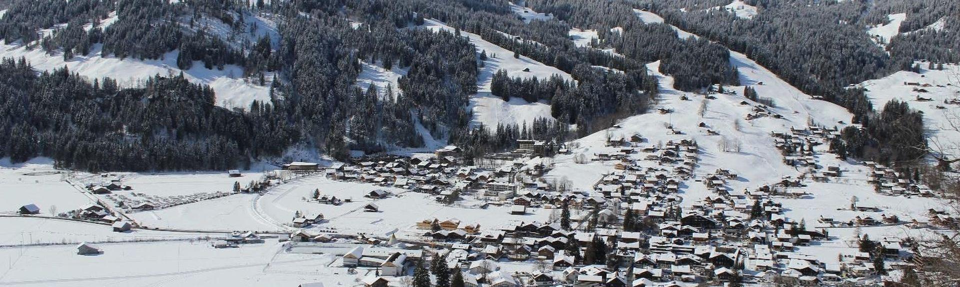 Distrito de Hérens, Valais, Suíça