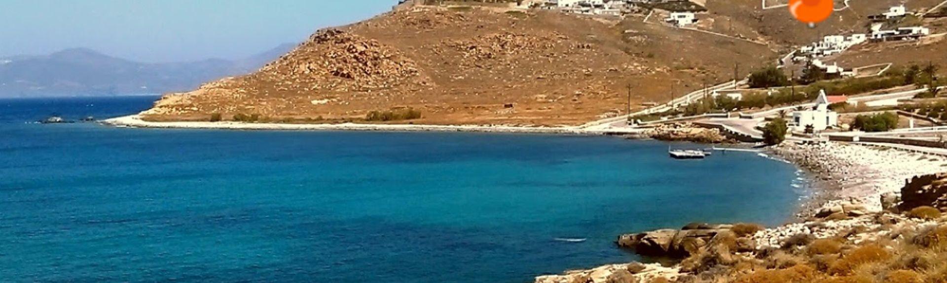 Faros Armenistis, Mykonos, South Aegean, Greece