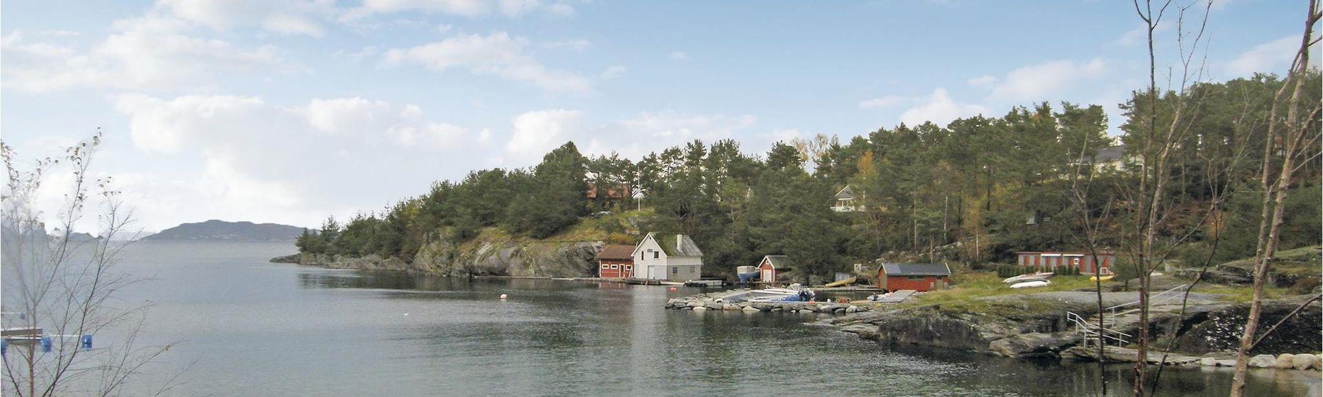 Stavanger Jattavagen Station, Norway
