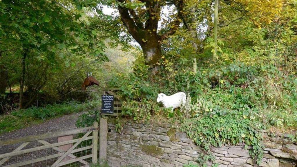 Abbey Cwmhir, Powys, UK