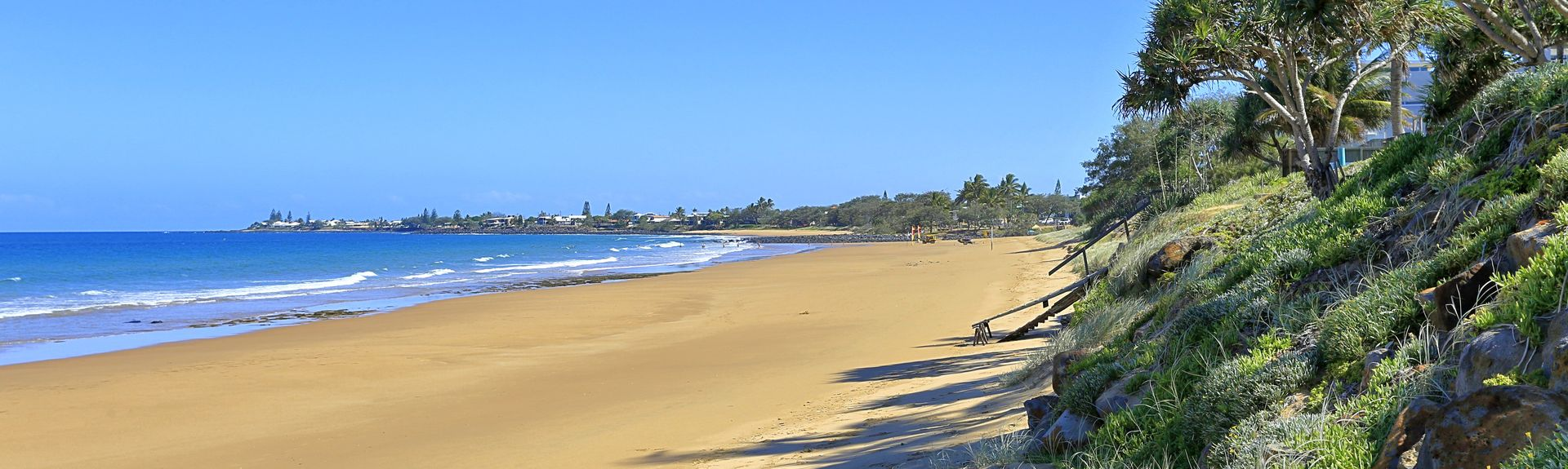 Kelly's Beach (plaża), Queensland, Australia