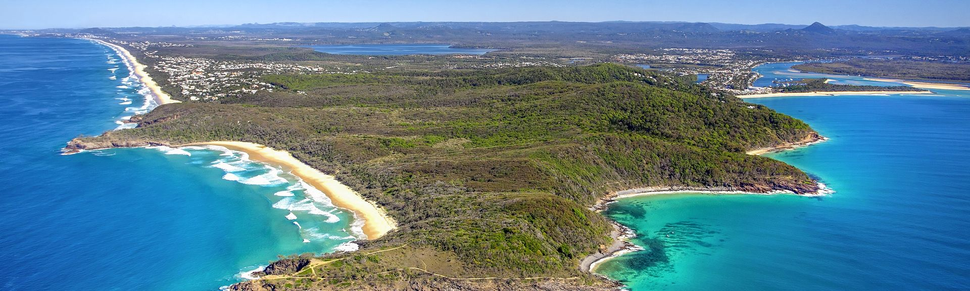 Noosa Hill, Noosa Heads, Queensland, Australia