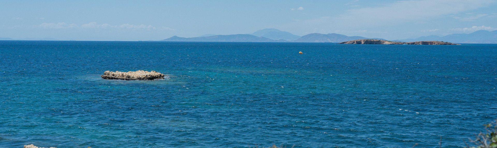 Dafni-Ymittos, Attique, Grèce