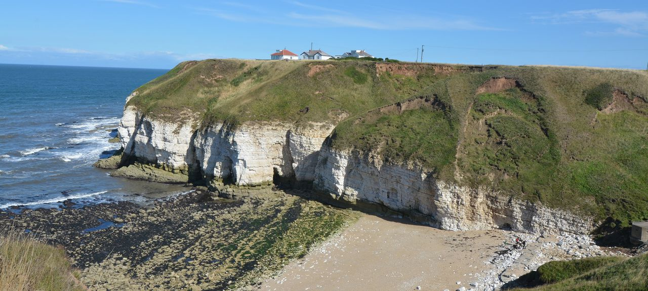 Flamborough, East Riding of Yorkshire, UK