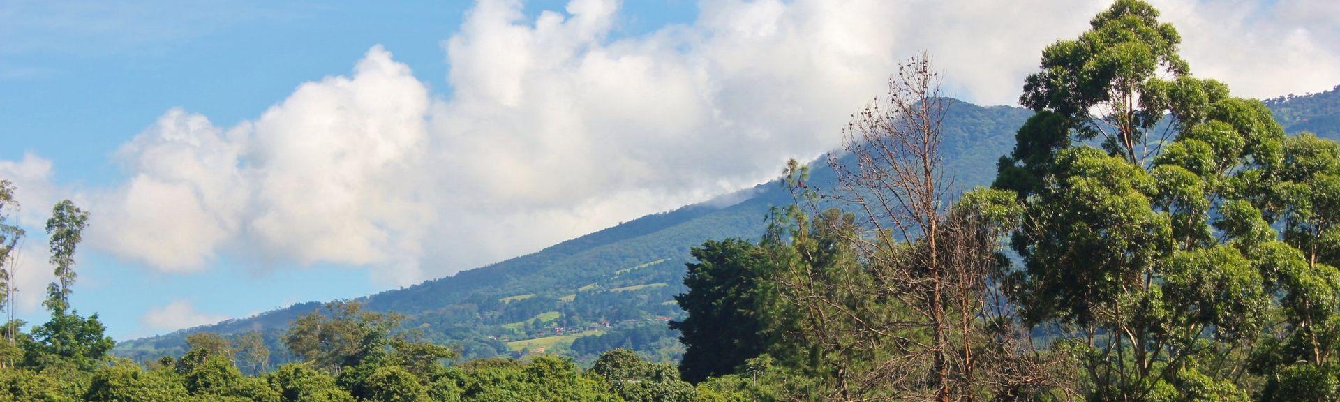 Kanton Alajuela, Alajuela (provincie), Costa Rica