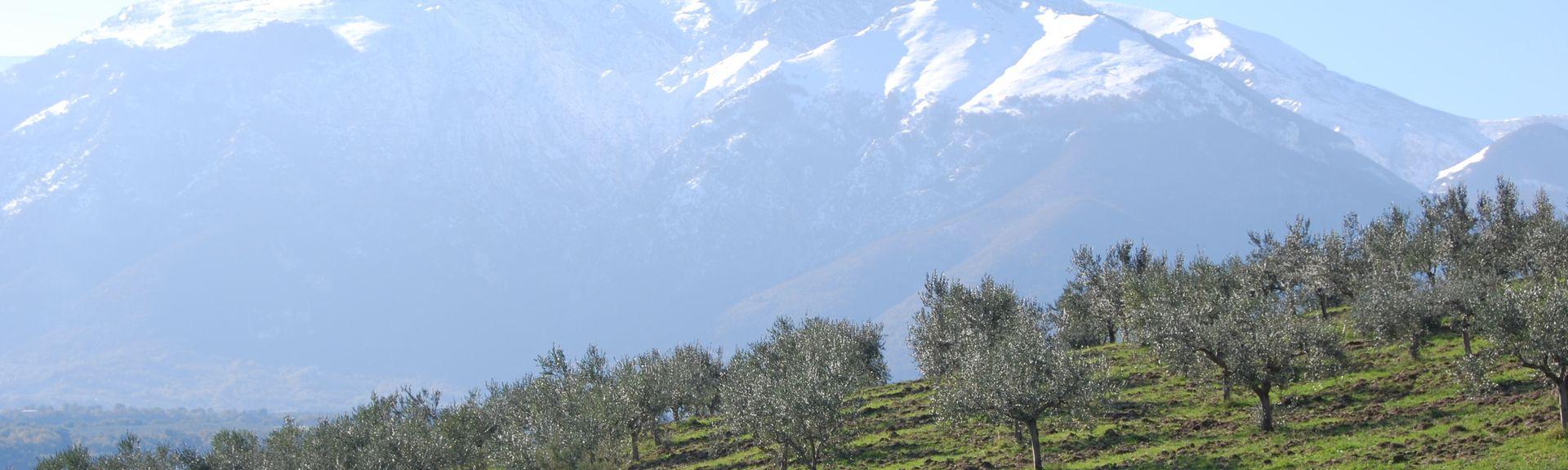Roccascalegna, Chieti, Abruzzo, Italy