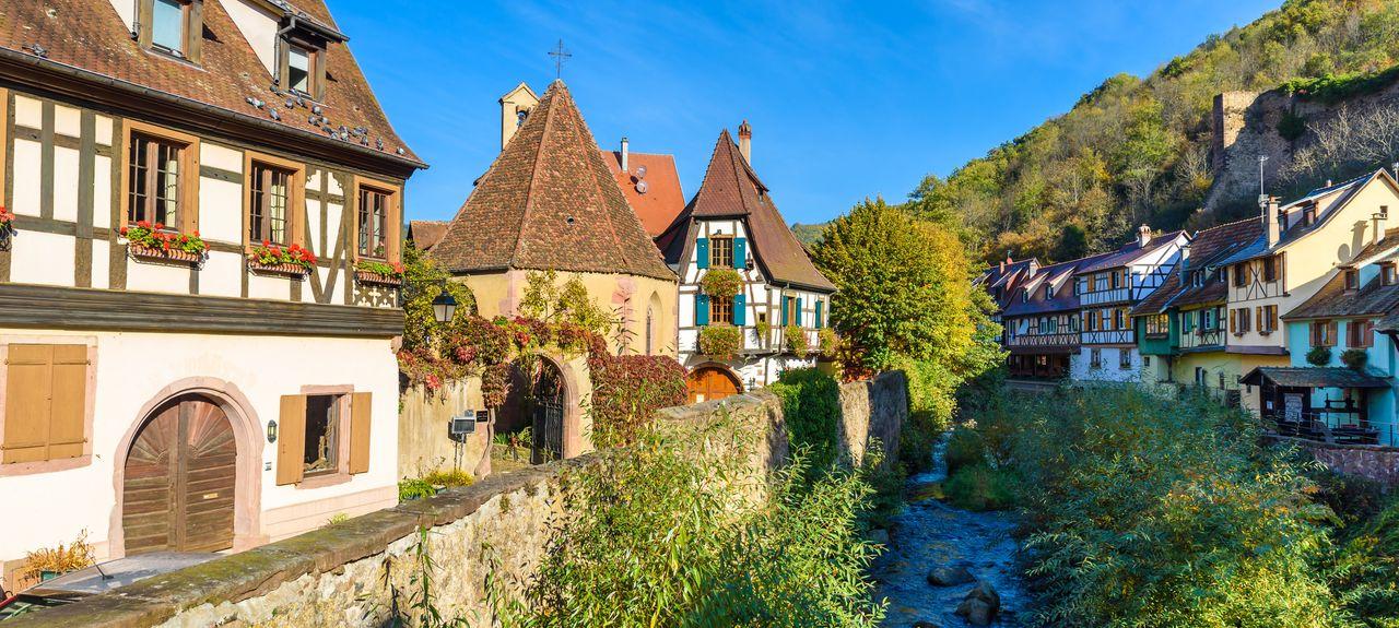 Kaysersberg, Région Grand Est, France
