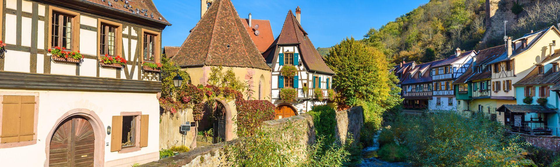 Kaysersberg-Vignoble, Haut-Rhin (departement), Frankrijk