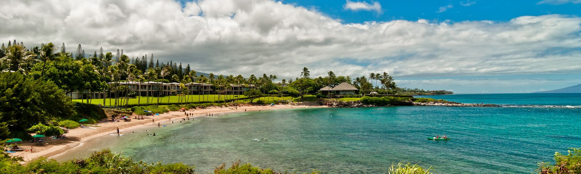 Kaanapali Beach, Lahaina, Hawaii, United States of America