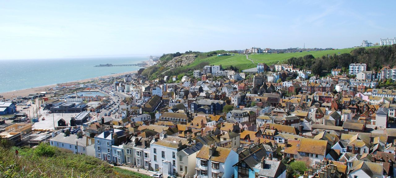 Rother District, East Sussex, UK