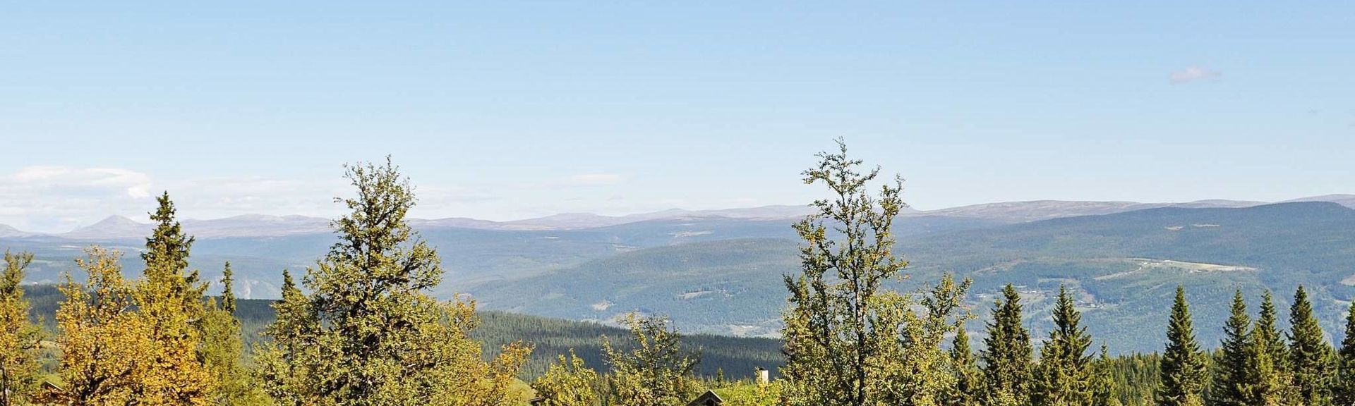 Skeikampen, Svingvoll, Oppland, Norge