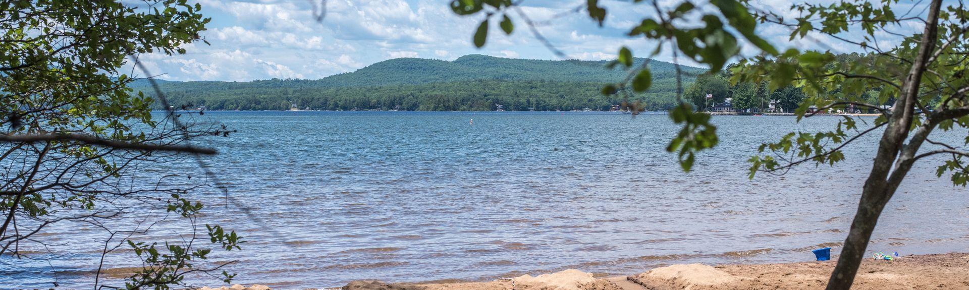 Sebago Lake, Standish, Maine, United States of America