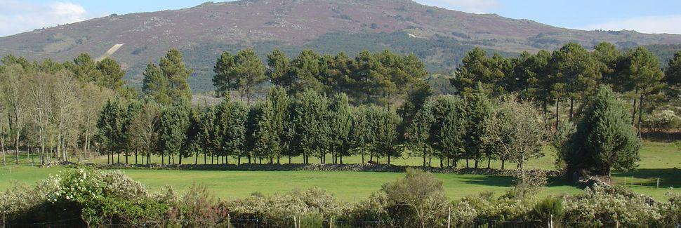 Campo de Argañán, Castilla y León, Spanien