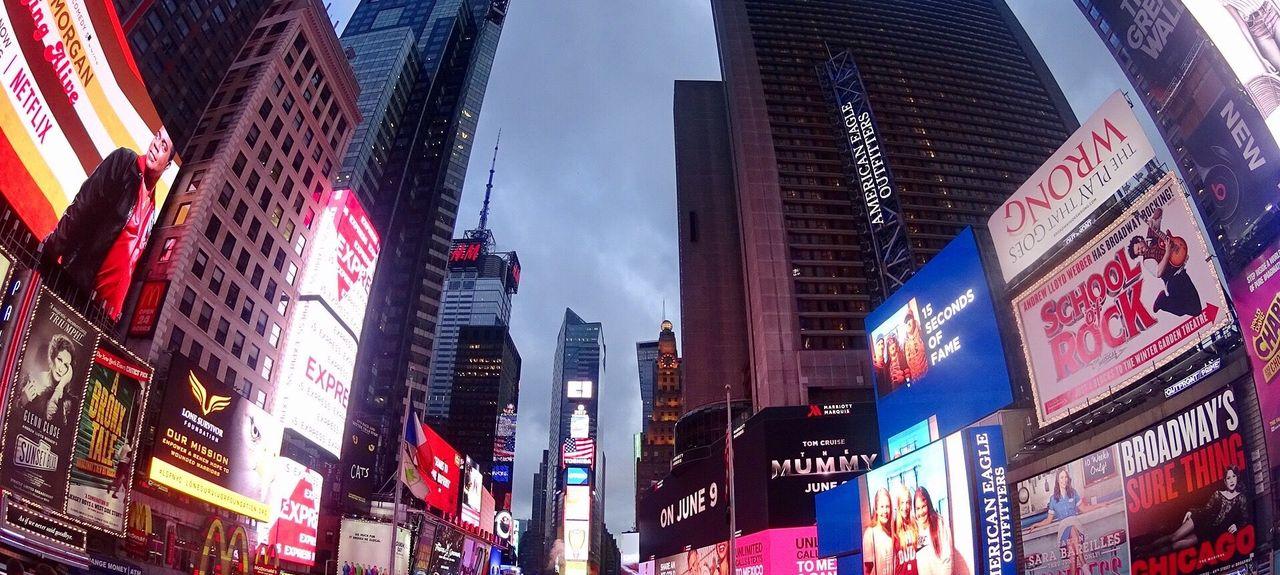 Times Square, New York, New York, Stati Uniti d'America