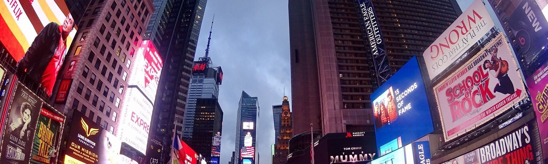 Times Square, New York, New York, Forente Stater