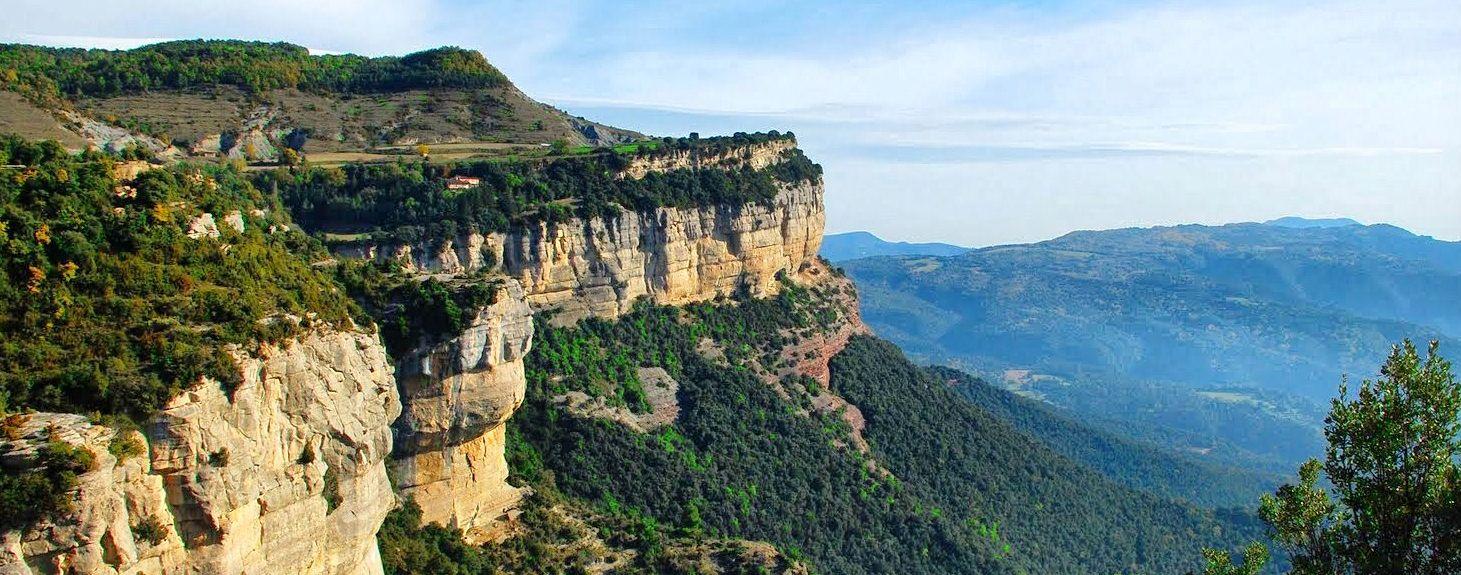 Santa Eugènia de Berga, Catalunha, Espanha