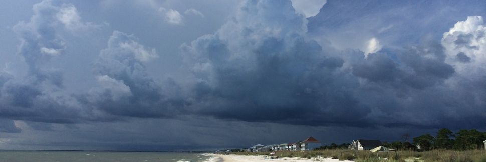 Cape San Blas Lighthouse, Port St. Joe, Florida, USA