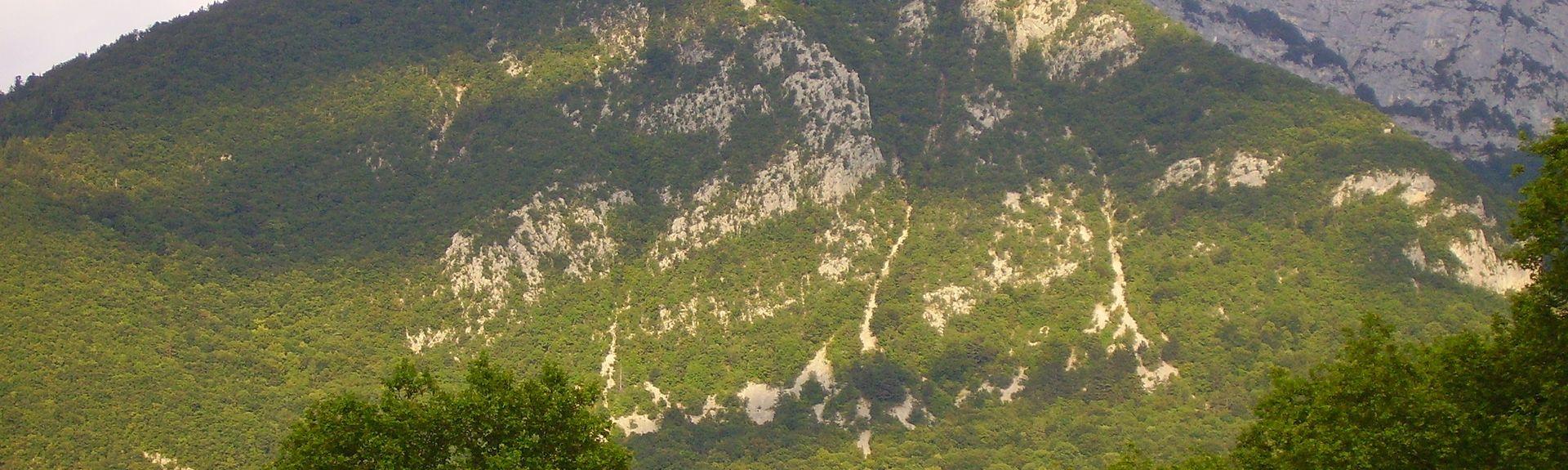 Thusy, Auvergne-Rhône-Alpes, Frankreich
