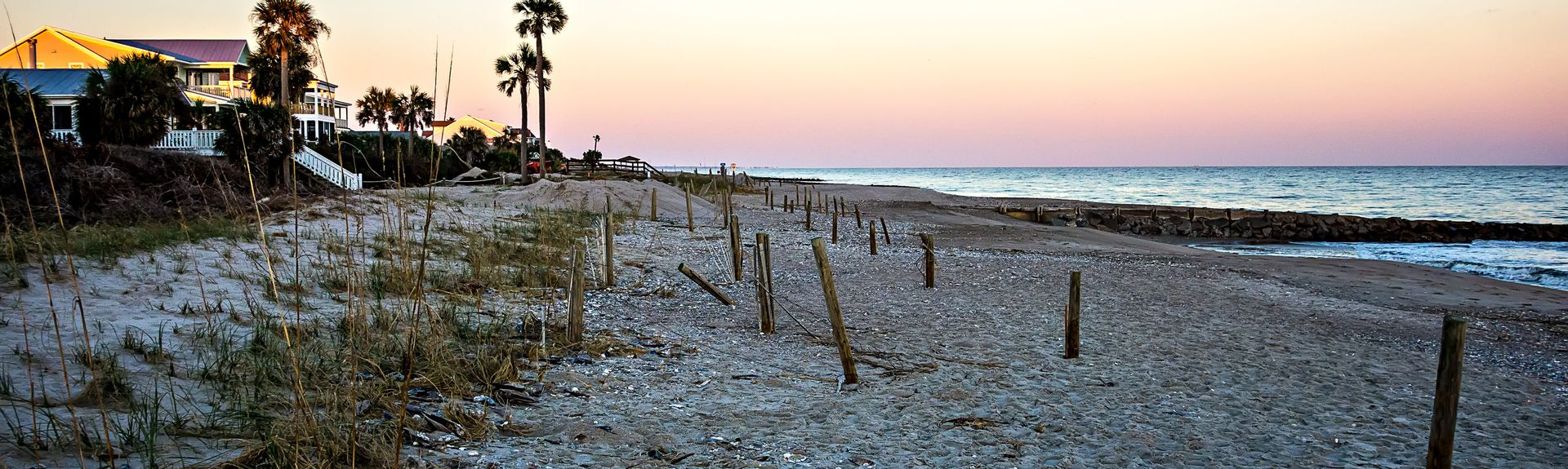 Edisto Beach, Edisto Island, Carolina do Sul, Estados Unidos