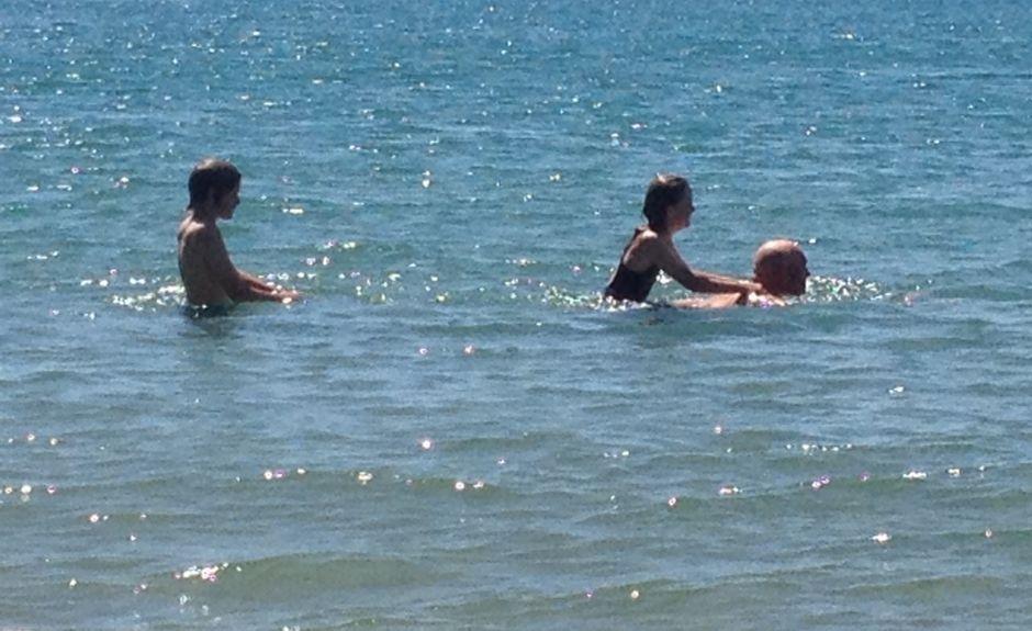 Hot Water Beach, Thames-Coromandel, Waikato, New Zealand