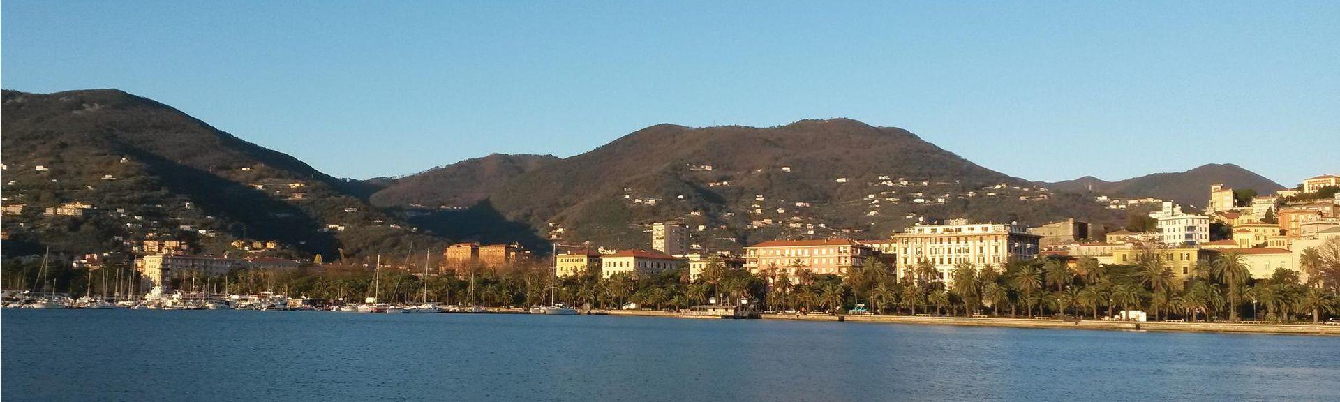Bocca di Magra, La Spezia, Liguria, Italy