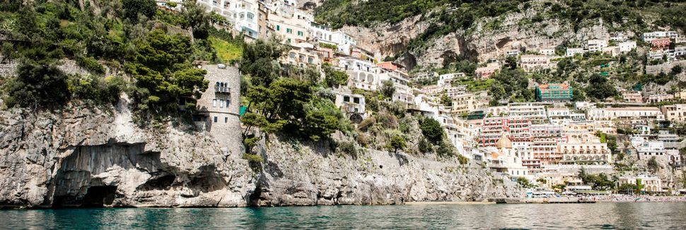 Marina Piccola, Capri, Campanie, Italie