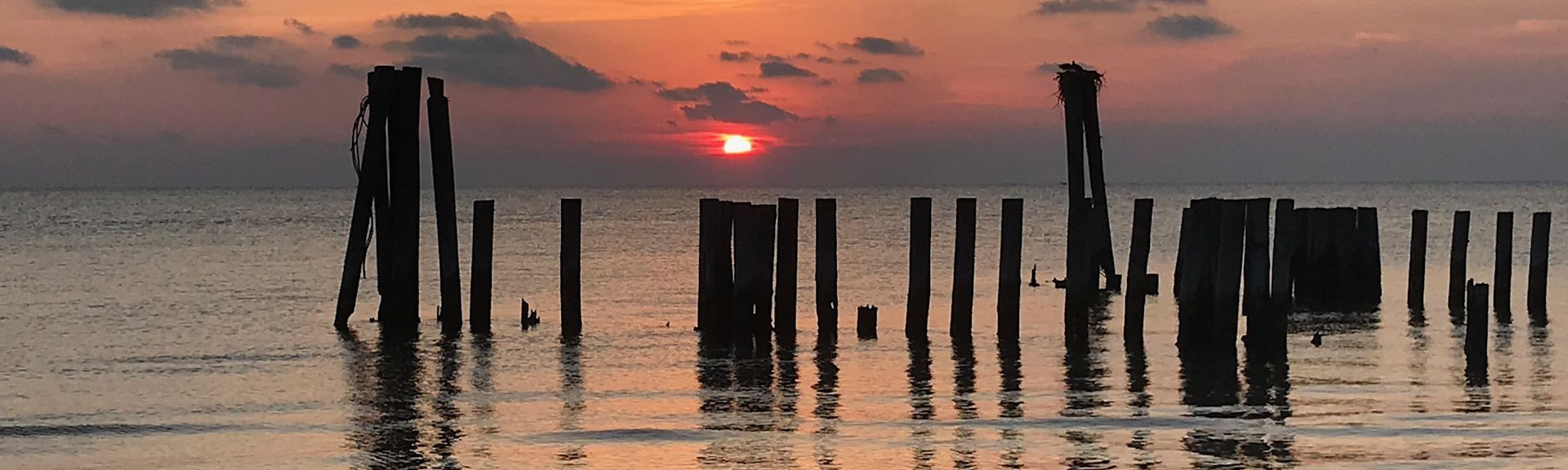 Cape Charles Beach, Cape Charles, VA, USA