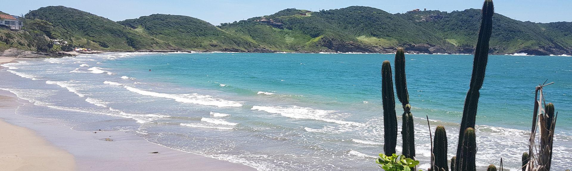 Praia do Forno, Rio de Janeiro, Brasil