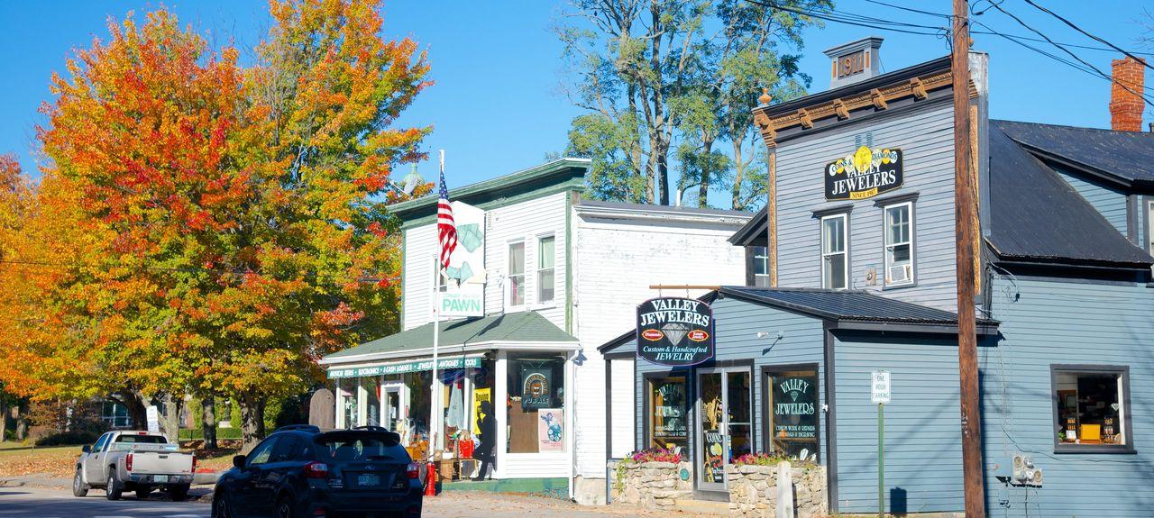 Conway, NH, USA