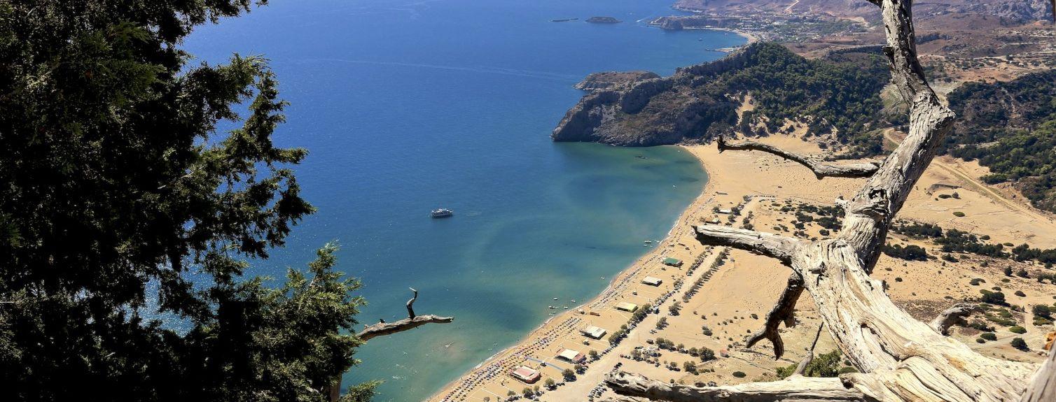 Mandraki-Hafen, Rhodos, Südliche Ägäis, Griechenland