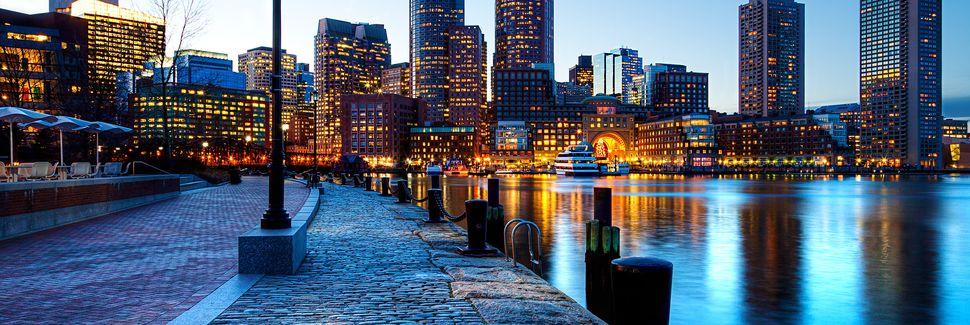 Downtown Boston, The Freedom Trail, Massachusetts, Verenigde Staten