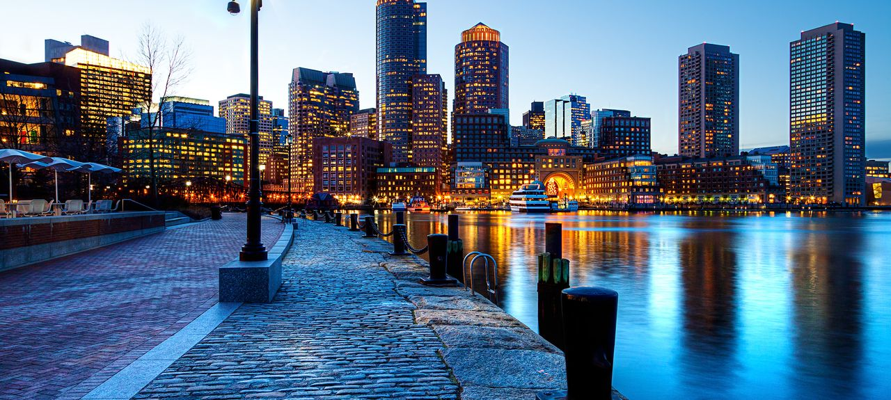 Downtown, The Freedom Trail, Massachusetts, United States
