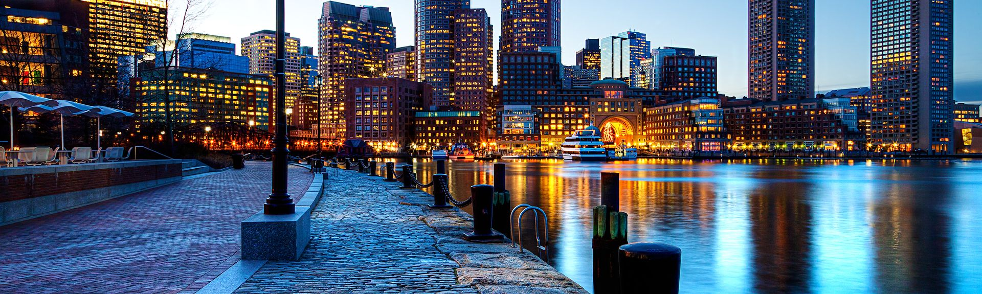 Downtown Boston, Boston, Massachusetts, United States of America