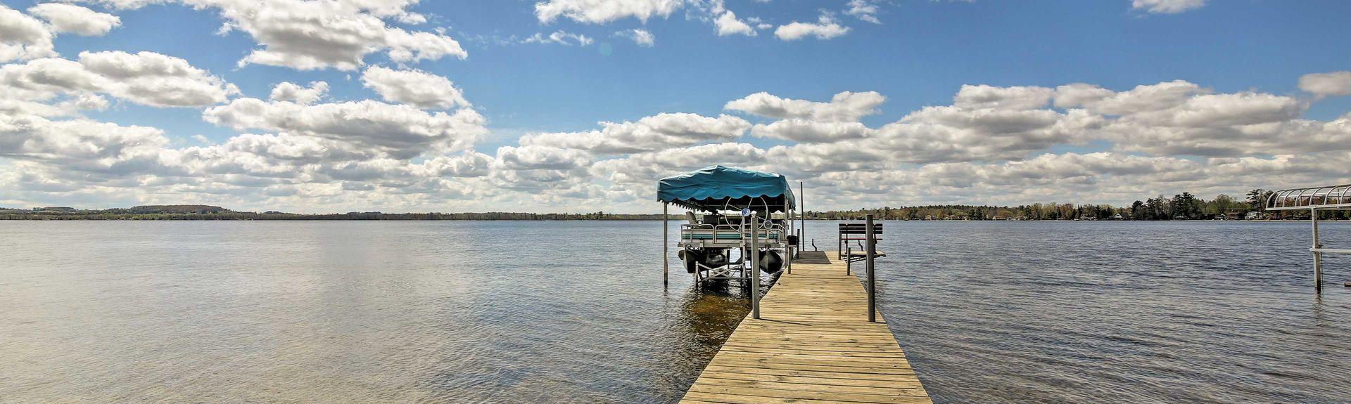 Jezioro Shawano, Shawano, Wisconsin, Stany Zjednoczone