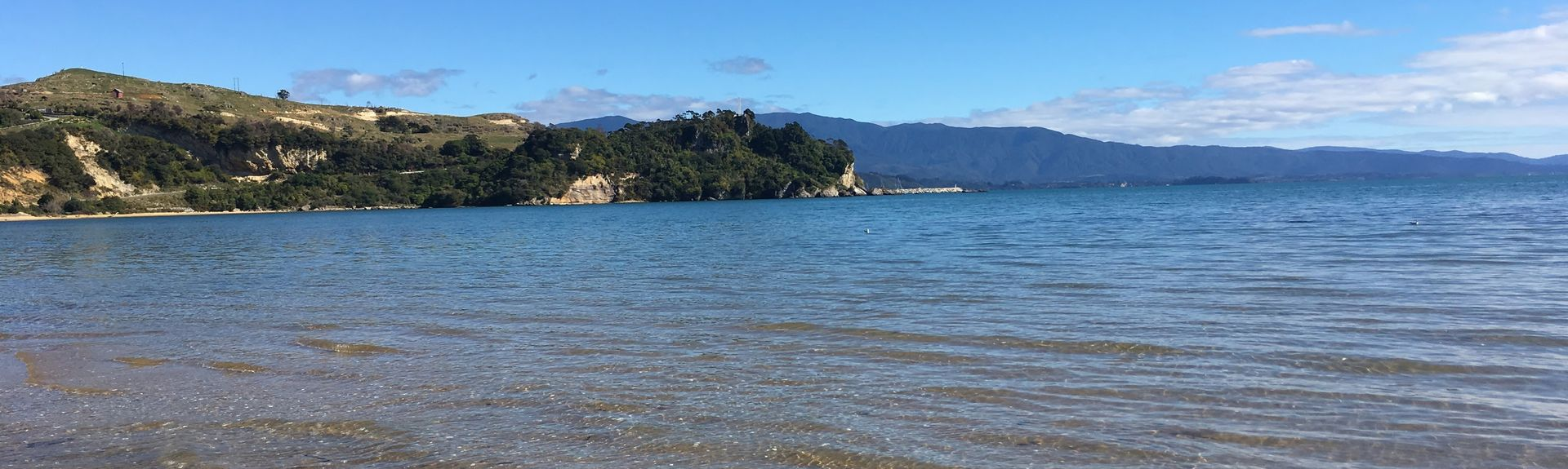 Takaka, Tasman-regionen, New Zealand