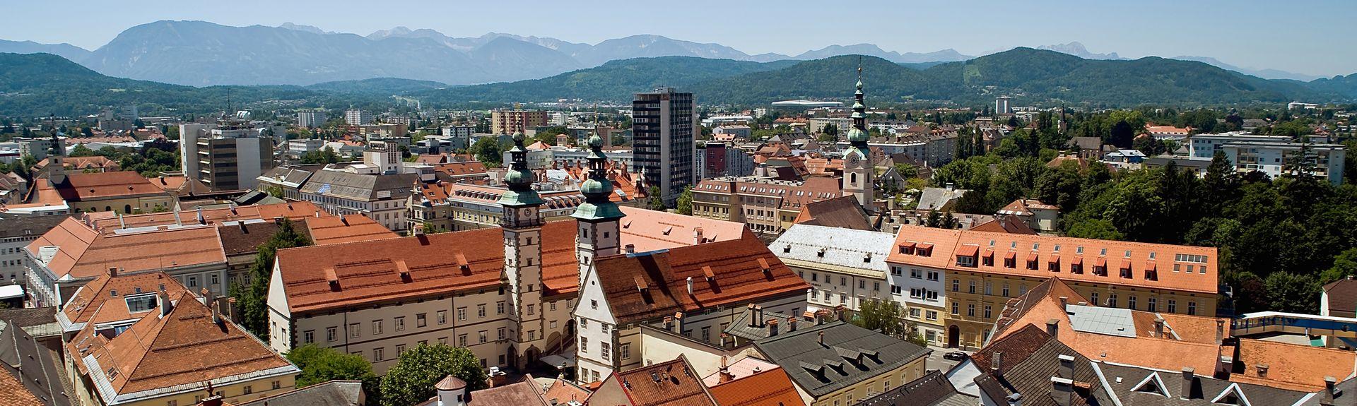 Kärnten, Itävalta