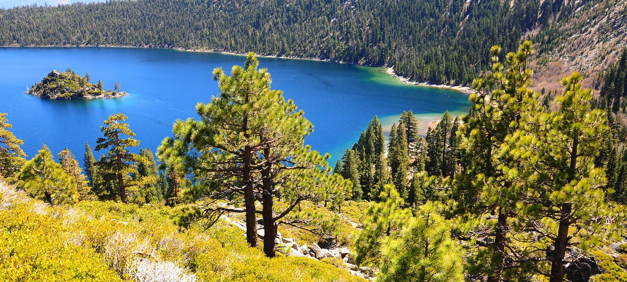 Stateline, South Lake Tahoe, Californie, États-Unis d'Amérique