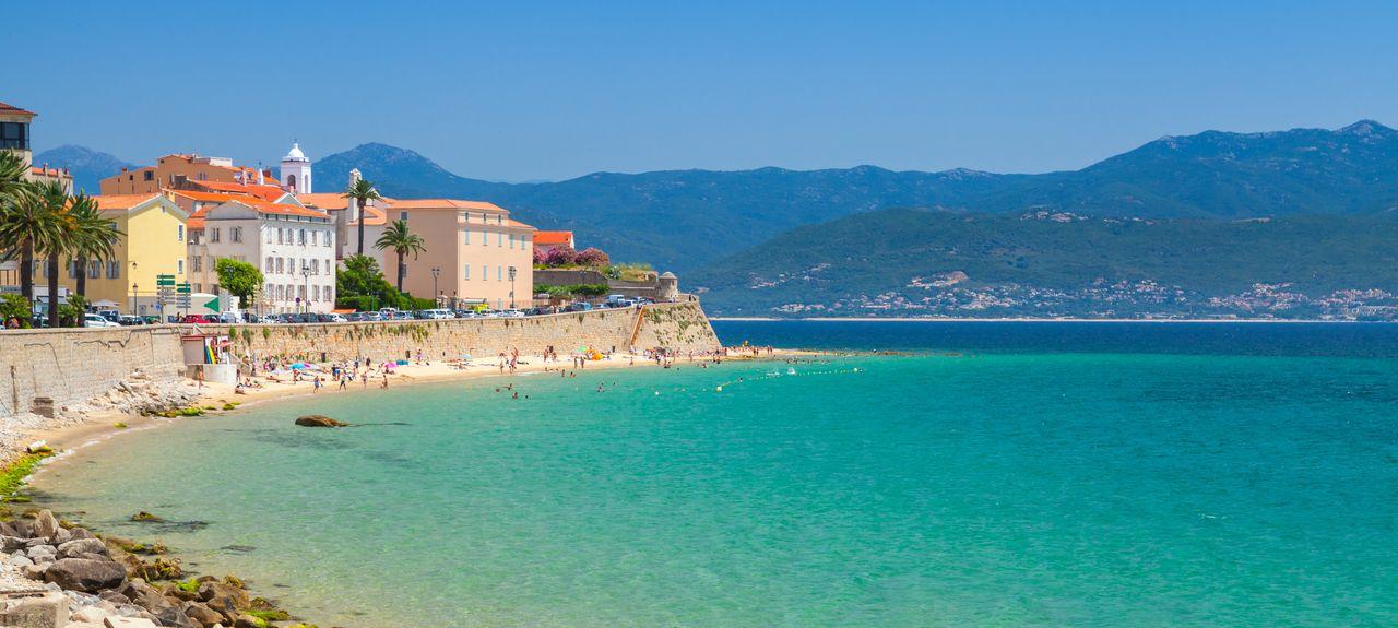 Ajaccio, Corse, France