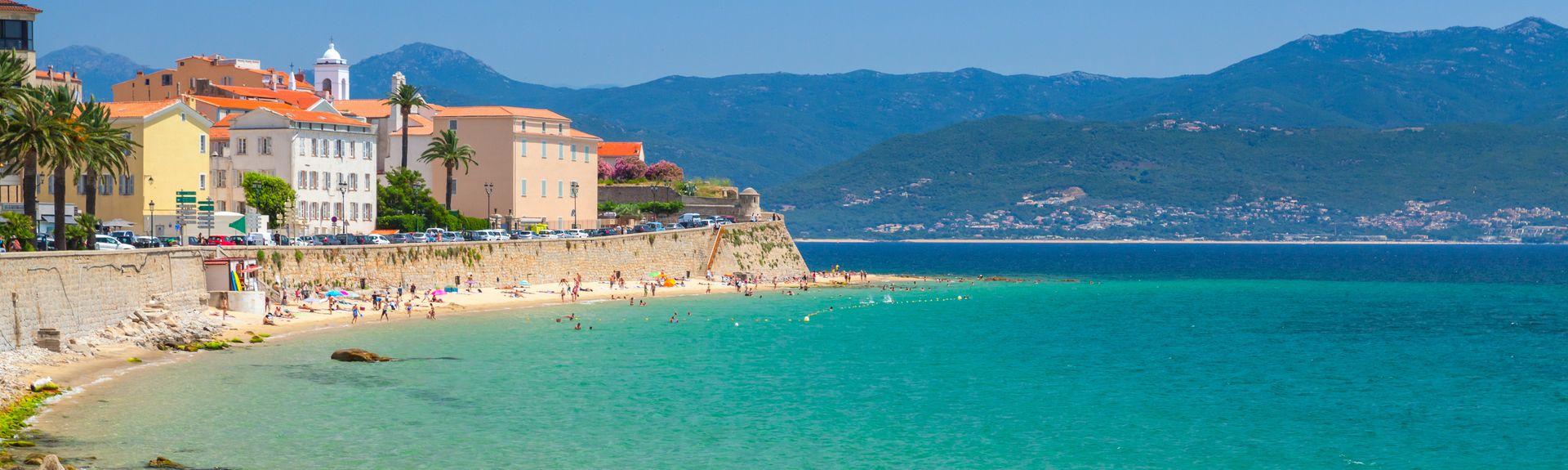 Ajaccio, Korsika, Frankreich