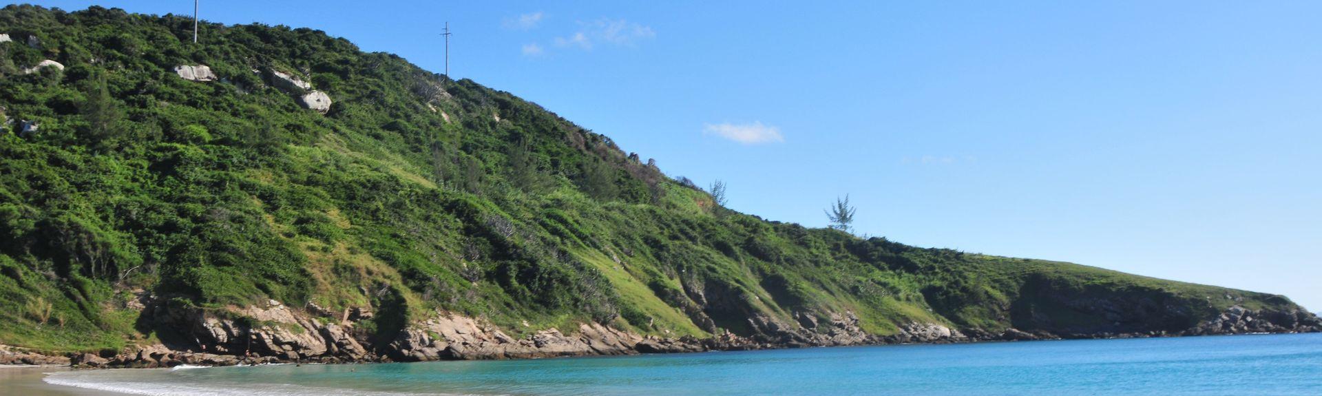 Praia Grande, Arraial do Cabo, Estado de Río de Janeiro, BR