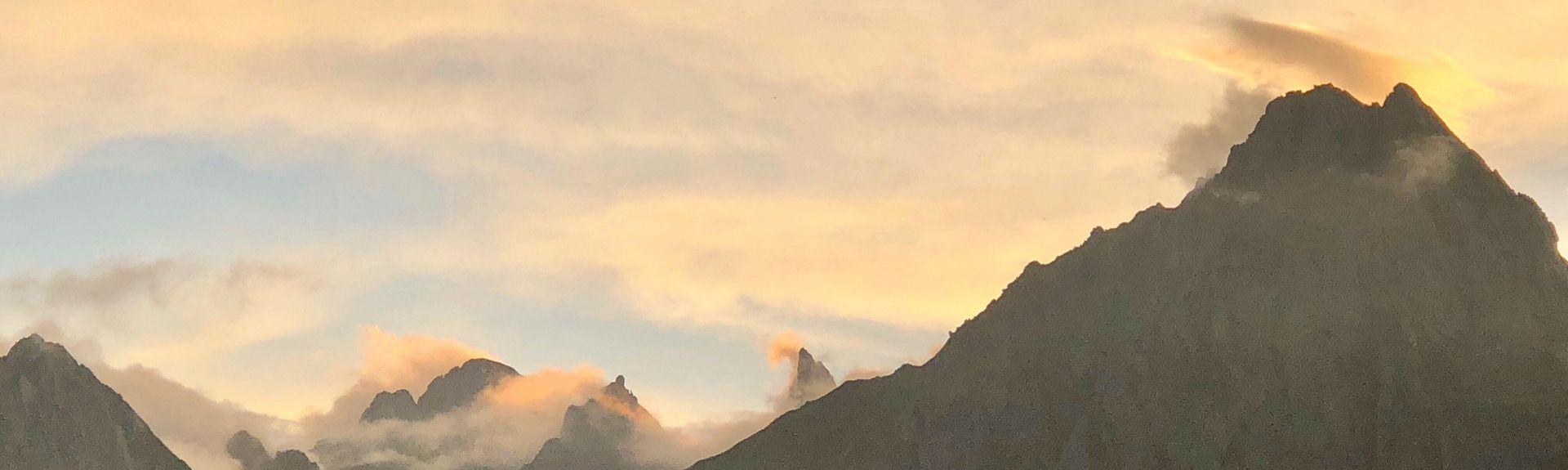 Col d'Aubisque, Béost, Pyrénées-Atlantiques, France