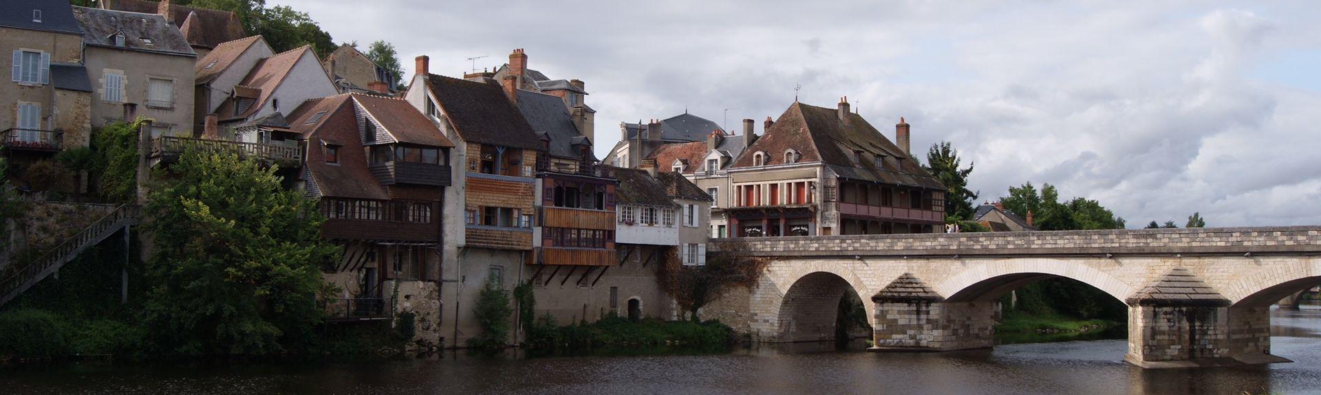 Thevet-Saint-Julien, Centre - Val de Loire, France