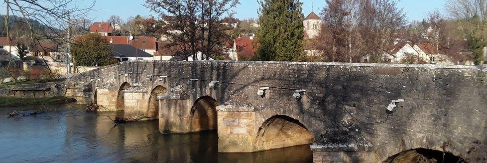 Saint-Martin-du-Mont, Forêts, Seine et Suzon, Bourgogne Franche-Comté, Ranska