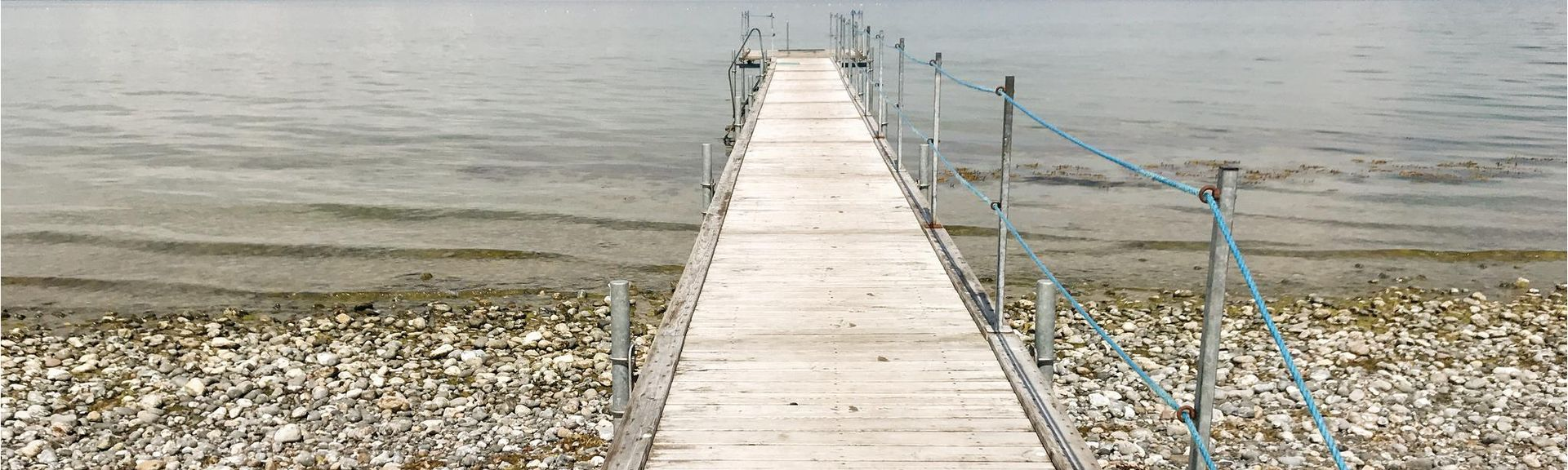 Solrod Strand, Regio Seeland, Denemarken
