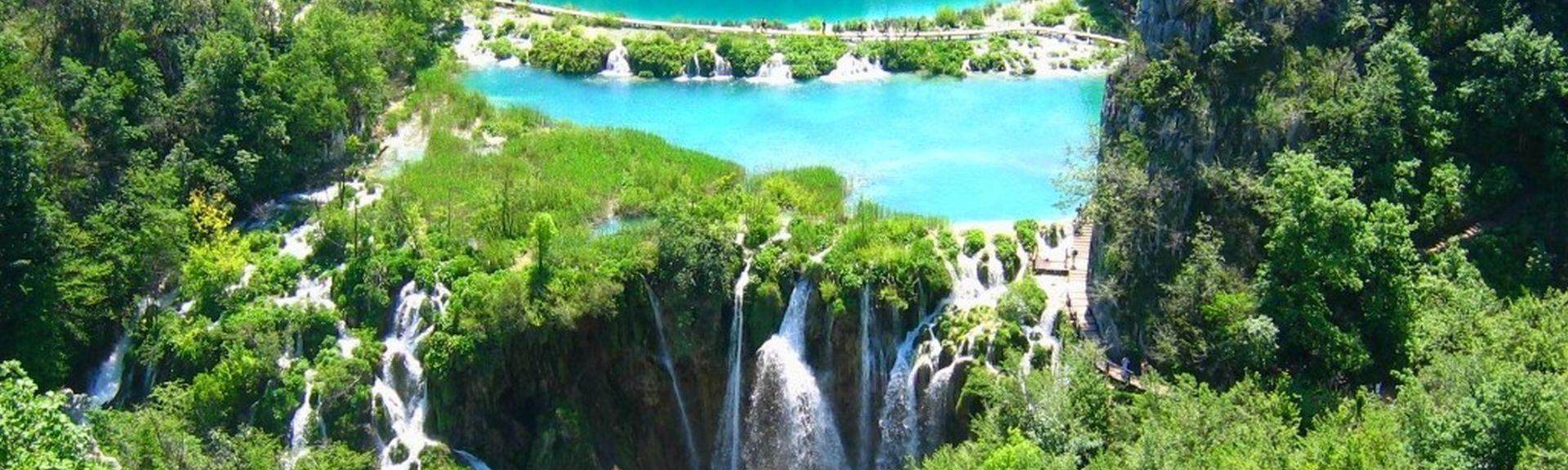 Plitvice Lakes National Park - Entrance 3, Plitvica Selo, Croatia